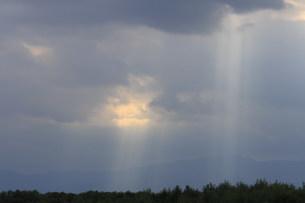 光芒の写真素材 [FYI03247642]