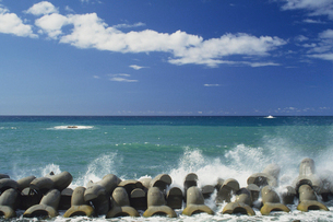 海と空 日本海の写真素材 [FYI03247832]