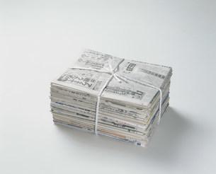 古新聞の写真素材 [FYI03248652]