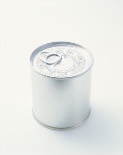 プルトップ式缶詰の容器の写真素材 [FYI03248690]