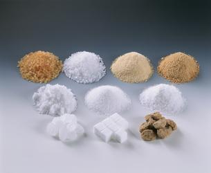 いろいろな砂糖の写真素材 [FYI03248804]
