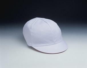 運動会用の白い帽子の写真素材 [FYI03249070]