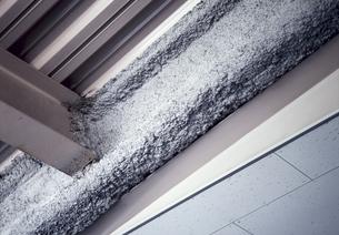 石綿(吹き付け)の写真素材 [FYI03249176]