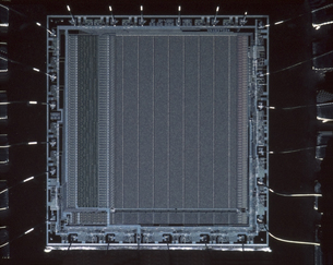 ICの内部の写真素材 [FYI03249177]