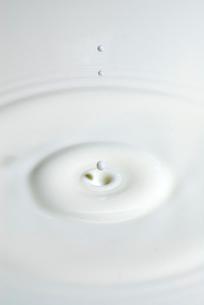 水滴の落下の写真素材 [FYI03249204]