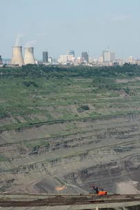 西露天掘り炭鉱の写真素材 [FYI03251489]