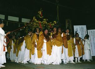金刀比羅宮例大祭の神幸行列の写真素材 [FYI03255186]