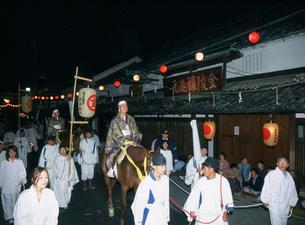 金刀比羅宮例大祭 神幸行列の写真素材 [FYI03255204]
