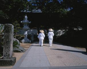 金剛福寺お遍路の写真素材 [FYI03255275]