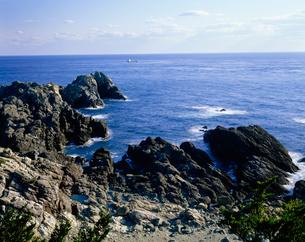 本州最南端潮岬の写真素材 [FYI03255448]