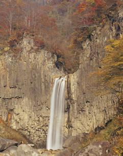 苗名滝の写真素材 [FYI03255733]