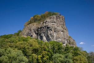 ガンボウ岩の写真素材 [FYI03255808]
