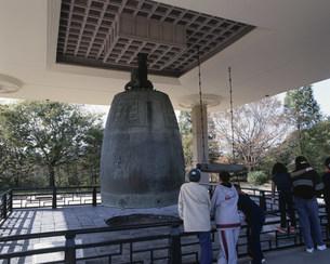 国立慶州博物館エミレの鐘の写真素材 [FYI03257837]