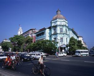 税関 ヤンゴン ミャンマーの写真素材 [FYI03258606]