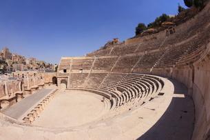 ローマ劇場の写真素材 [FYI03259527]