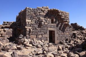 ウム・アル・ジマル遺跡の写真素材 [FYI03259600]