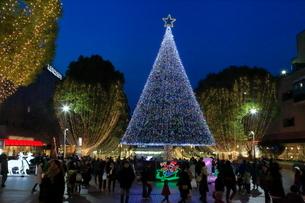 多摩センターのクリスマスの写真素材 [FYI03263210]
