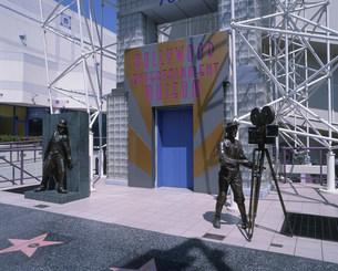 ハリウッド・エンターテイメント・ミュージアムの写真素材 [FYI03263639]
