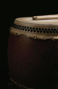 和太鼓のイメージの写真素材 [FYI03264280]