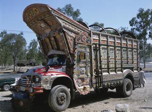 GTロードのトラックの写真素材 [FYI03264320]