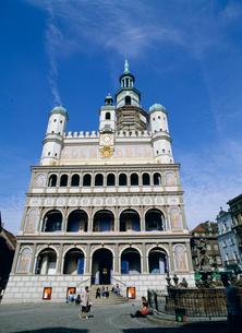 旧市庁舎の写真素材 [FYI03264420]