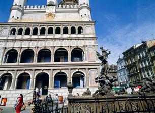 旧市庁舎の写真素材 [FYI03264423]