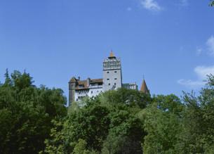 ブラン城の写真素材 [FYI03264655]