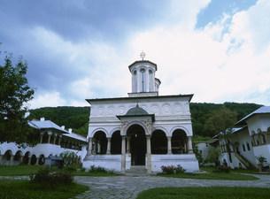 ホレーズ修道院の写真素材 [FYI03264661]