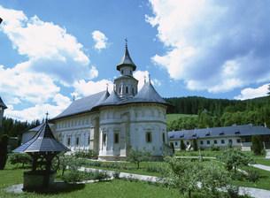 プトナ修道院の写真素材 [FYI03264675]