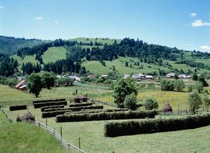 農村風景の写真素材 [FYI03264707]