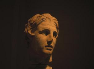 アレキサンダー像の写真素材 [FYI03264869]