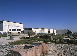 イスラエル博物館の写真素材 [FYI03264971]