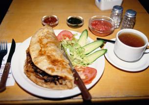 イエメンのユダヤ料理の写真素材 [FYI03265003]