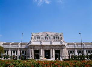ミラノ中央駅の写真素材 [FYI03265439]