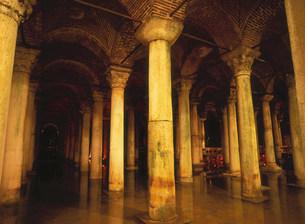 地下宮殿の写真素材 [FYI03265523]