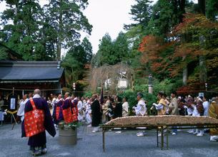 法会 延暦寺 比叡山の写真素材 [FYI03265785]