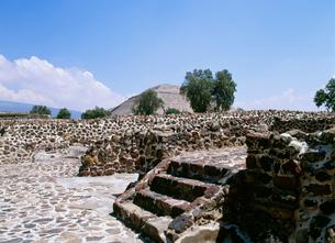 太陽ピラミッドの写真素材 [FYI03265790]