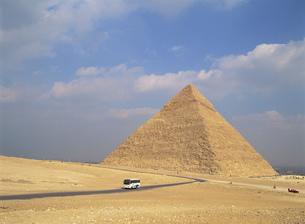 カフラー王のピラミッドの写真素材 [FYI03266053]