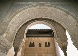 アルハンブラのメスアール宮の写真素材 [FYI03266399]