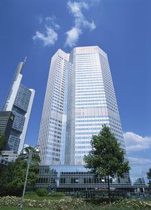 欧州中央銀行 フランクフルト ドイツの写真素材 [FYI03266958]