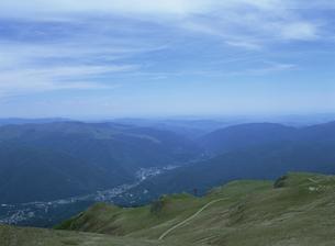 カルパチアの山々 シナイア ルーマニアの写真素材 [FYI03266981]