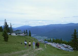 カルパチアの山々 シナイア ルーマニアの写真素材 [FYI03266982]