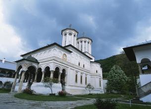 ホレーズ修道院 ホレーズ村 ルーマニアの写真素材 [FYI03266986]