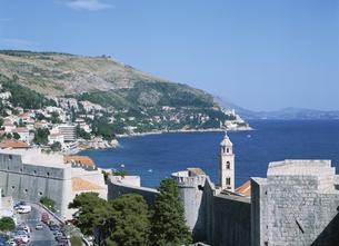 城塞からの眺望の写真素材 [FYI03267180]