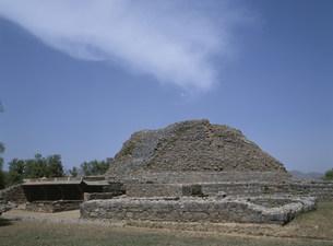 ダルマラージカ寺院ストゥーパの写真素材 [FYI03267263]