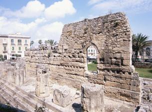 アポロ神殿の写真素材 [FYI03267347]