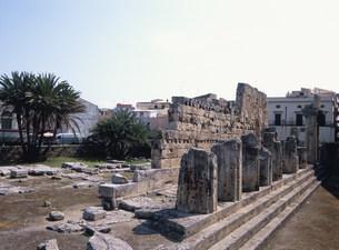 アポロ神殿の写真素材 [FYI03267352]