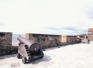 カステロ要塞の写真素材 [FYI03267607]