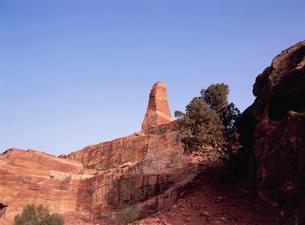 オベリスクの岩の写真素材 [FYI03267711]