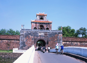 旧市街 ガン門の写真素材 [FYI03267786]